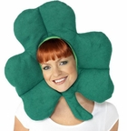 Adult St. Patricks Shamrock Hat