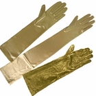 Gold Costume Gloves
