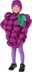 Child's Purple Grapes Costume