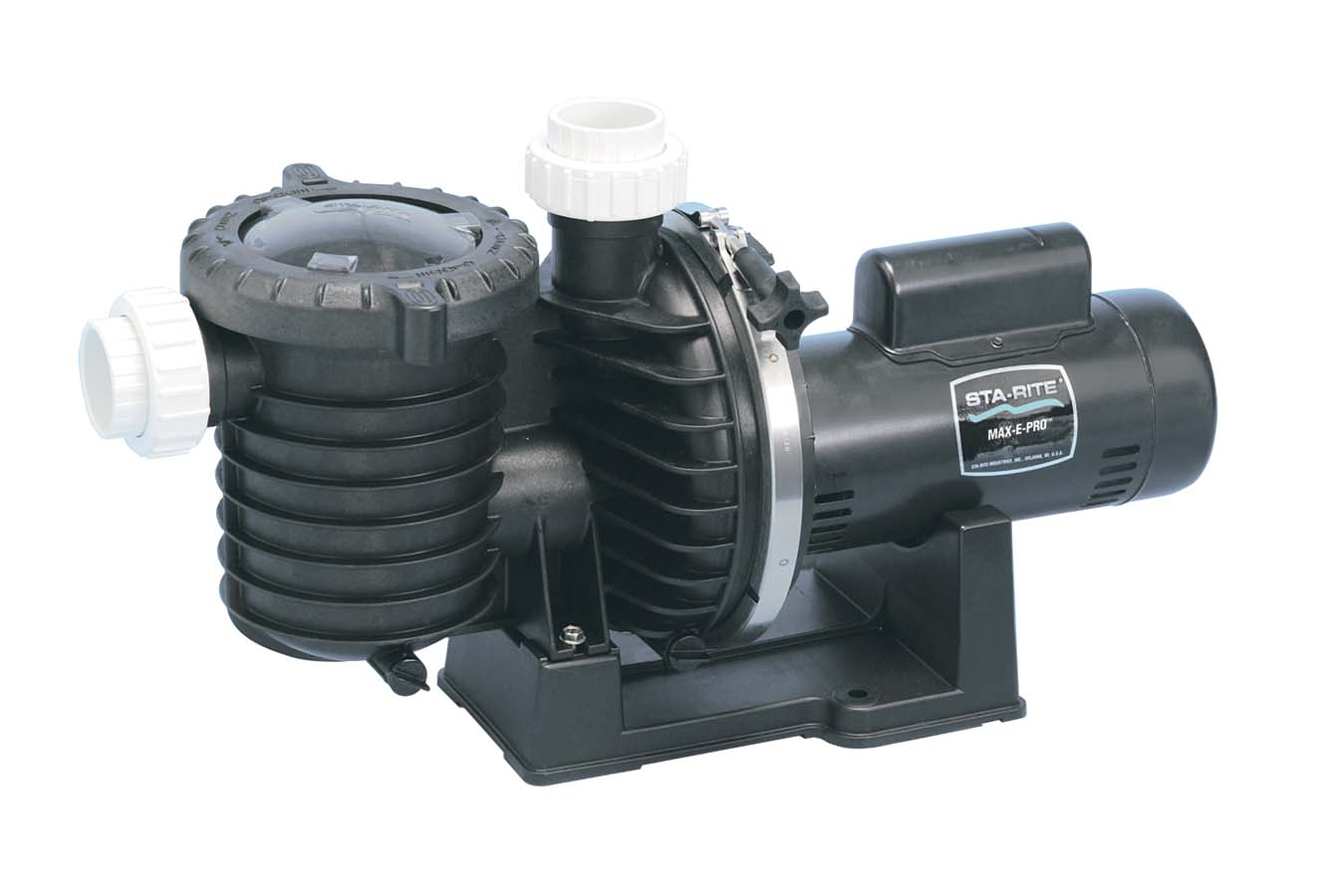 Sta-Rite Max-E-Pro Pool Pump 2-Speed 2HP