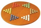 15 inch Jumbo Marble Chinese Checkers