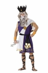 Adult Zeus Greek God Costume