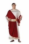 Men's Plus Size Greek God Zeus Costume