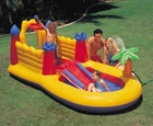 Kiddie Castle Inflatable Activity Pool