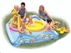 Seaside Water Park Inflatable Activity Pool