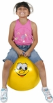 "Hippity Hop 24"" Yellow Smiley Face Hop Ball"
