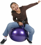 "Hippity Hop 22"" Purple Hop Ball"