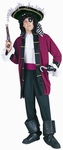 Adult Classic Pirate Captain Costume
