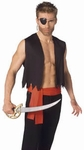 Adult Easy Pirate Costume Kit