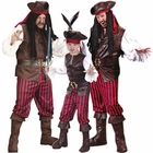 High Seas Pirate Costumes