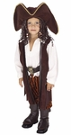 Toddler Yarn Pirate Costume