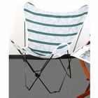 Huntley Stripes Butterfly Chair Cover