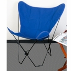 Royal Blue Butterfly Chair Cover