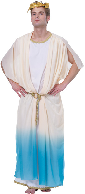 Adult King Triton of Atlantis Costume