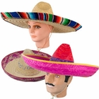 Adult Mexican Sombrero Hats