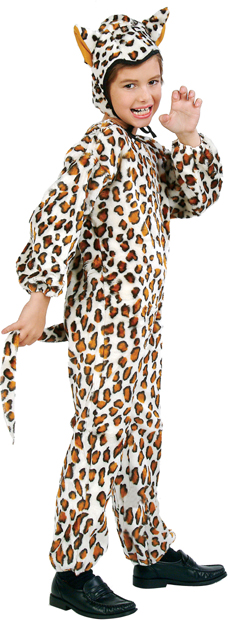 Child's Leopard Costume