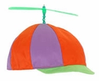 Child's Alice in Wonderland Tweedledee Hat