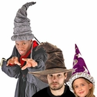Sorcerer and Wizard Hats