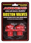 Airhead Boston Valve, 2 Pack