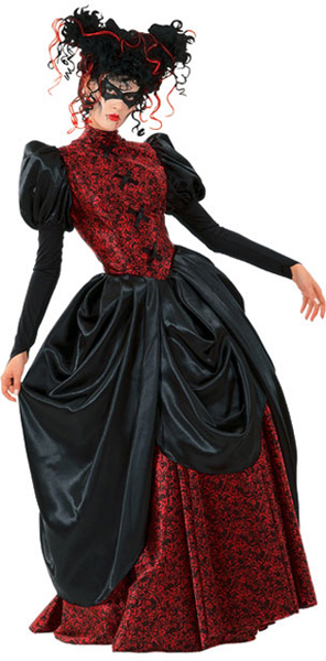 Masquerade Vampire Dress Costume