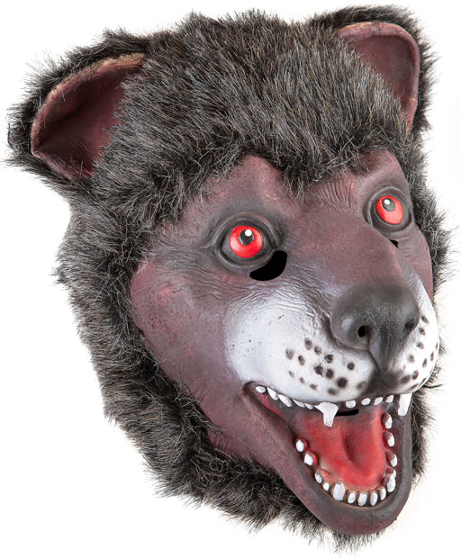 Bear Latex Mask