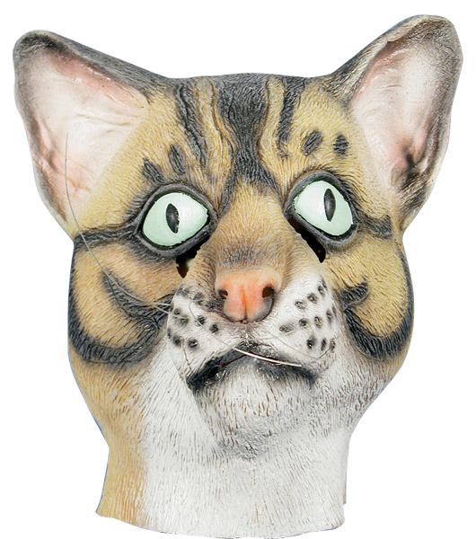 Cat Costume Mask