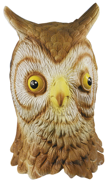 Owl Costume Mask