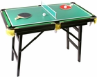 3-IN-1 Mini Pool Game Table