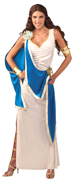 Greek Flower Goddess Costume