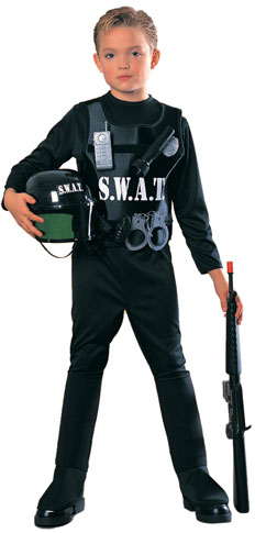 Child's S.W.A.T. Team Costume