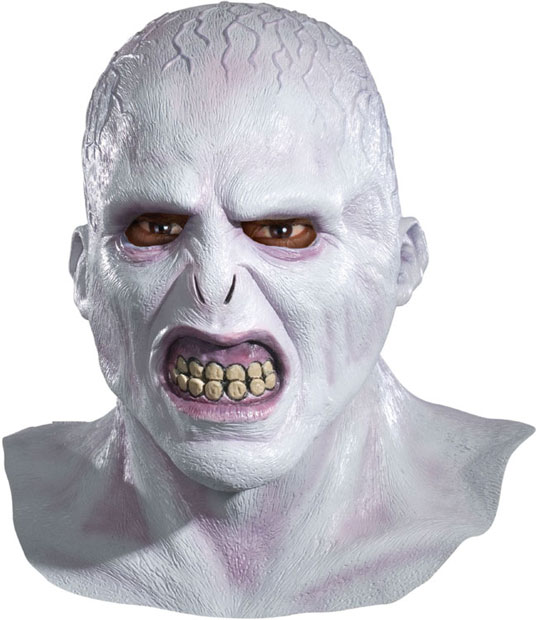 Harry Potter Voldemort Costume Mask