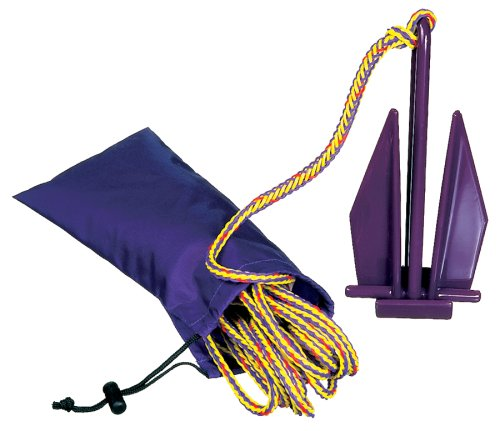 Inflatable Boat Fluke Anchor Set