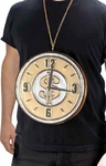Flavor Flav Clock Necklace
