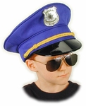 Child's Police Chief Hat