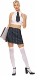 Sexy Private School Girl Costume