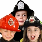 Child's Firefighter Hats