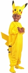 Child Pikachu Pokemon Costume