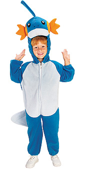 Child's Pokemon Mudkip Costume