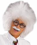 Adult Mad Scientist Wig