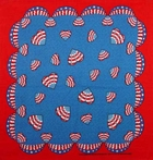 USA Hearts Bandanas Wholesale