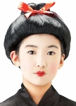 Child's Geisha Wig