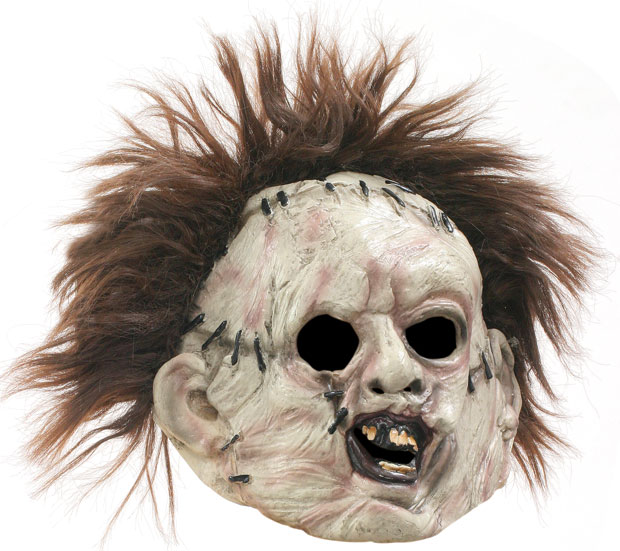 Child's Leatherface Mask