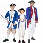 Colonial Patriot Costumes