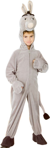 Child's Shrek 2 Donkey Costume