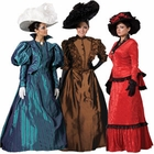 Victorian Woman Costumes