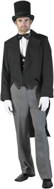 Men's Classic Christmas Caroler Costume