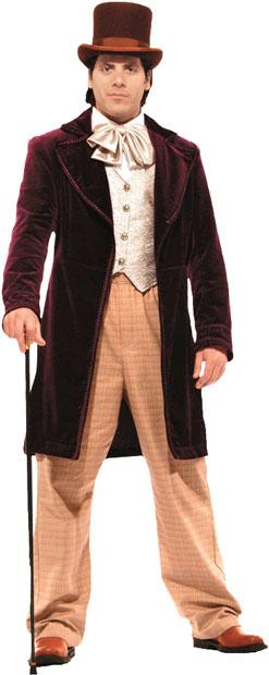 19th Century Gentleman Theater Plus Size Costume