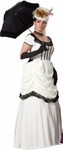 Deluxe Women's Victorian Dress Costume