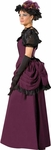 Purple Theater Quality Victorian Dress
