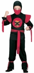 Child's Jackie Chan Red Ninja Costume